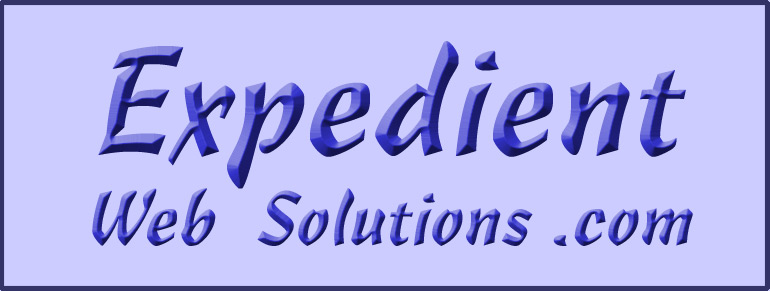 Expedient Web Solutions .com